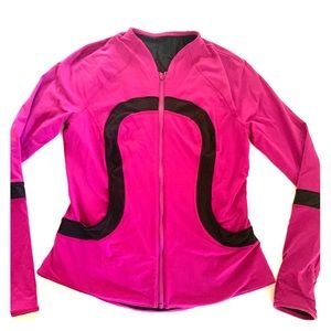 Lululemon Define Jacket Mesh/Reversible